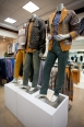 Layered Fall fashion looks by Jachs, DKNY, CKJeans, 3rdArmy and more available in the Men's Department.
